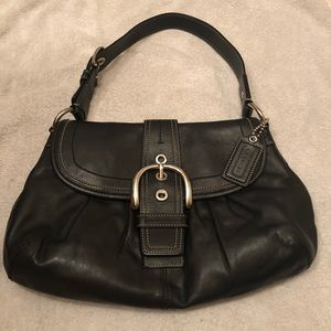 Black Couch purse